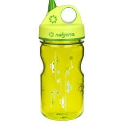 Nalgene Grip´n Gulp 350 ml Green Trail