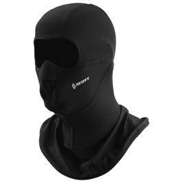 SCOTT Face Heater Hood MXVI čierna - S (55-56)