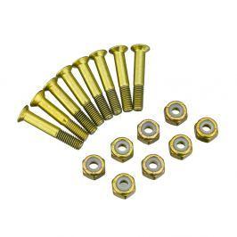 WORKER Podvozkové šrouby 5x28 mm zlatá