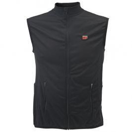 30 Seven Vyhrievaná vesta Baselayer Regular Fit čierna - XS