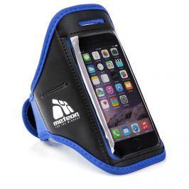 Meteor Běžecký obal na telefon s kapsičkou modrá