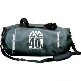 Aqua Marina Duffle Style Dry Bag 40 l čierna