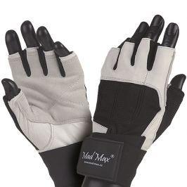 Mad Max Professional bielo-čierna - S