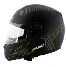 W-TEC V159 Black Elementor Green - XS (53-54)