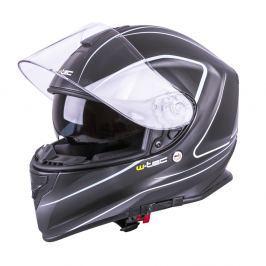 W-TEC V127 čierna s grafikou - XS (53-54)