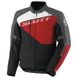 SCOTT Sport DP čierno-červená - XL (54-56)