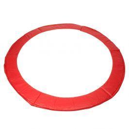 inSPORTline Kryt pružín na trampolínu 457 cm - červená