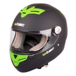 W-TEC V105 čierno-zelená - XXS (51-52)