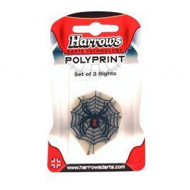 Harrows Polyprint flight Pavúk