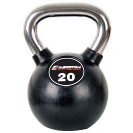 inSPORTline 20 kg s chromovou rukojetí