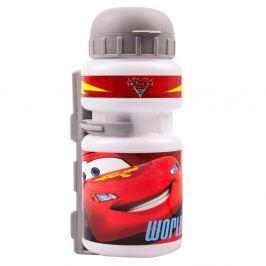 Disney Cars Disney plastová láhev + plast držák