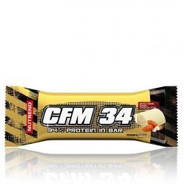 Nutrend Tyčinka 80g Compress CMF 34 Pomaranč s čokoládou