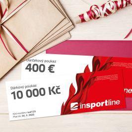 inSPORTlineNotEX Dárk poukaz10000 Kč