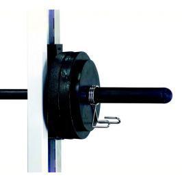 inSPORTline Olympic adaptér 30 mm/50 mm 20cm