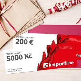 inSPORTlineNotEX Dárk poukaz5000 Kč