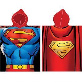 BedTex Detské pončo Superman, 50 x 100 cm