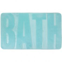 Koopman Kúpeľňová predložka Bath tyrkysová, 45 x 75 cm