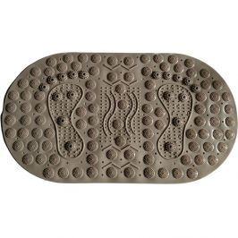 Masážna protišmykova podložka do kúpeľne s magnetmi 70 x 39 cm