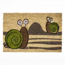 BO-MA Trading Kokosová rohožka slimáky, 40 x 60 cm