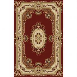 Habitat Kusový koberec Melody červená