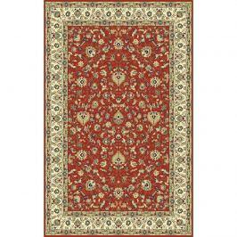 Habitat koberec Brilliant frame červená, 200 x 300 cm
