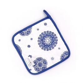 Altom Kuchynská podložka Blue laces, 18 x 18 cm