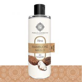 Perlé Cosmetic Pena do kúpeľa s bambuckým maslom, 500 ml