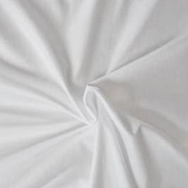 Kvalitex prestieradlo satén biele