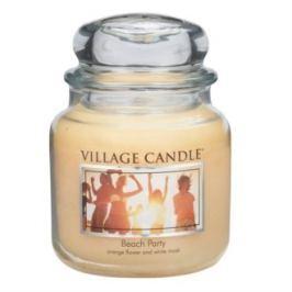 Village Candle Vonná svíčka ve skle, Plážová párty - Beach Party, 397 g, 397 g