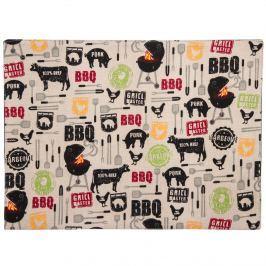 Trade Concept Prestieranie BBQ, 33 x 45 cm
