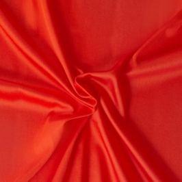 Kvalitex prestieradlo satén červené, 90 x 200 cm